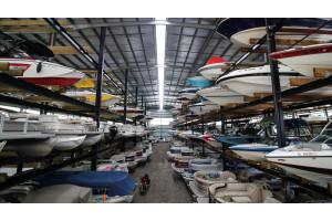 Хранение лодки - пошаговый мануал