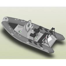 Лодка BRIG - Navigator 520