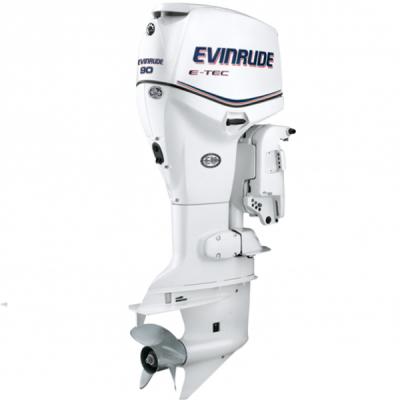 Двигатели лодочные эвинруд