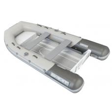 Надувная лодка RIB Spirit 350 с алюминиевым дном