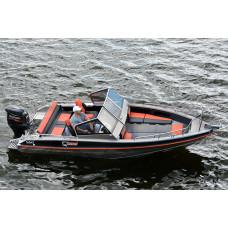 Алюминиевый катер TUNA-550