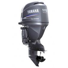 Лодочный мотор Yamaha F 100 FETL