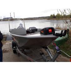 Алюминиевый катер PowerBoat 420
