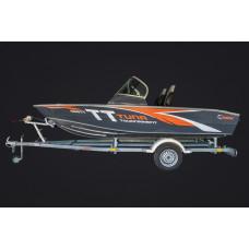 Алюминиевый катер TUNA 485 ТТ