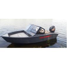 Алюминиевый катер PowerBoat 470