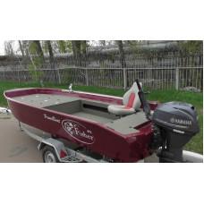 Алюминиевый катер PowerBoat 475