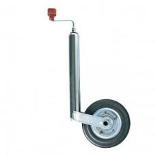 Опорное колесо Al-ko Compact нагрузка 150 кг. металлический диск