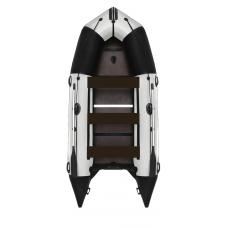 Моторная лодка килевая AQUA STAR К-430 RFD