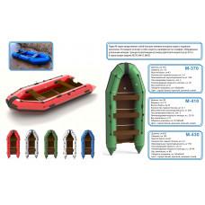 Надувная лодка Energy M 430