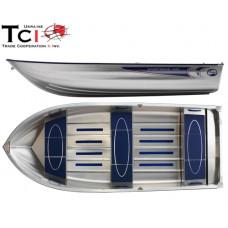 Алюминиевая лодка Linder 400 SPORTSMAN