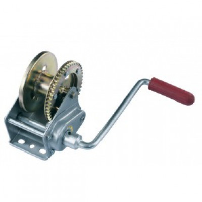 Лебедка AL-KO Compact с тормозом, нагрузка 450 кг, без троса