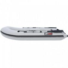 Лодка Jetmar Stm 300 светлосерая с гидролыжей