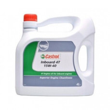 Масло моторное CASTROL INBOARD 4T 15W-40
