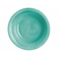 HARMONY тарілка глубока, колір морської хвилі, набір 6 шт.