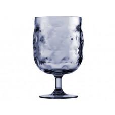 HARMONY келихи для води / вина на ніжці, блакитні набір 6 шт.